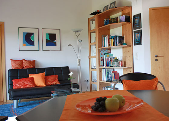 ferienappartement fontana pfalz ruppertsberg weinstra e deidesheim. Black Bedroom Furniture Sets. Home Design Ideas